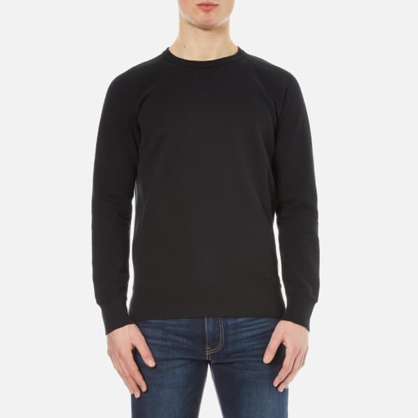 Levi's Men's Original Crew Neck Sweatshirt - Black 2
