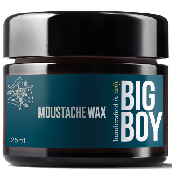 Big Boy Moustache Wax 25ml