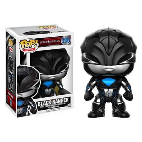 Power Rangers Movie Black Ranger Pop! Vinyl Figure