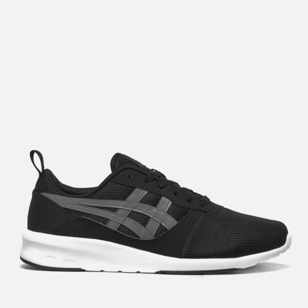 Asics Lifestyle Men's Lyte Jogger Mesh Trainers - Black/Carbon