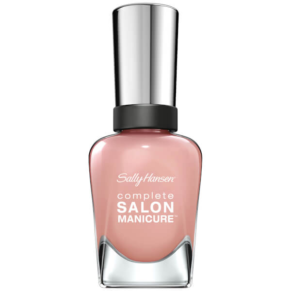 Sally Hansen Complete Salon Manicure Nail Colour - Mauvin' on Up 14.7ml