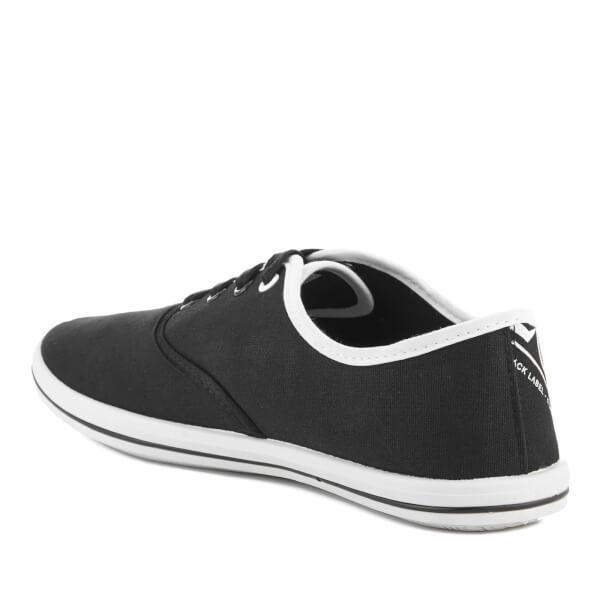 Crosshatch - Homme Faible Chaussure, Couleur Noire, Taille 44