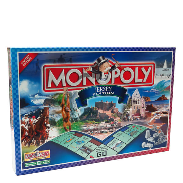 Monopoly - Jersey Edition