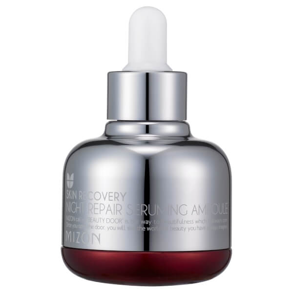 Mizon Night Repair Seruming Ampoule Serum 30ml