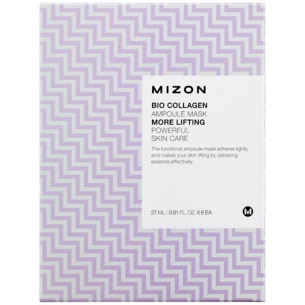 Mizon Bio Collagen Ampoule Mask Set