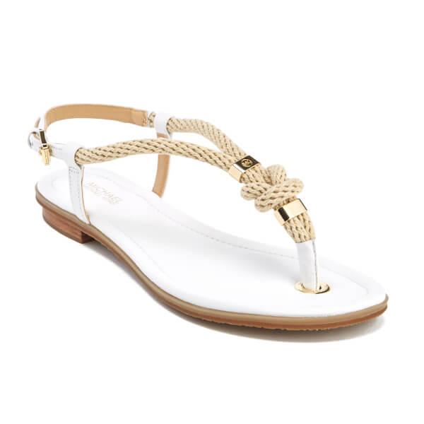 Michael Michael Kors Women S Holly Rope Strap Sandals