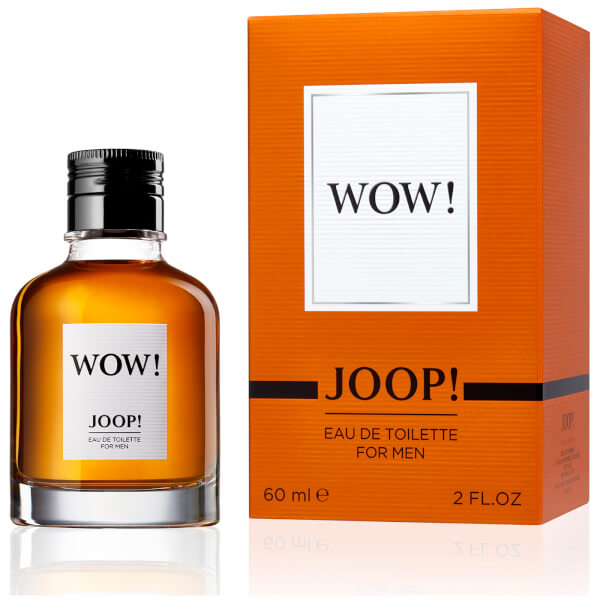 joop wow eau de toilette 60ml buy online mankind. Black Bedroom Furniture Sets. Home Design Ideas