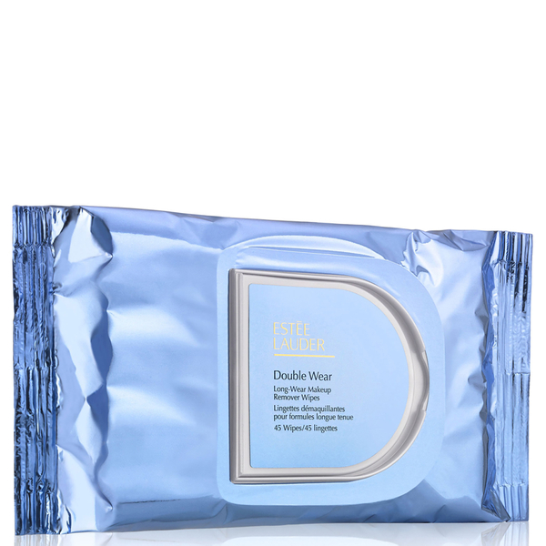 Estée Lauder Double Wear Long-Wear Makeup Remover Wipes