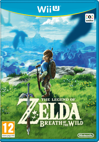 The Legend of Zelda: Breath of the Wild (Wii U) - Digital Download