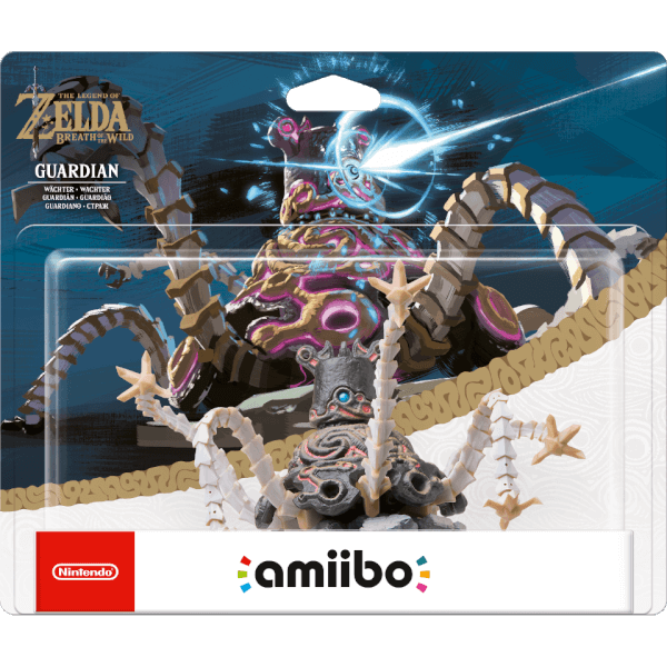 Guardian amiibo (The Legend of Zelda: Breath of the Wild Collection)