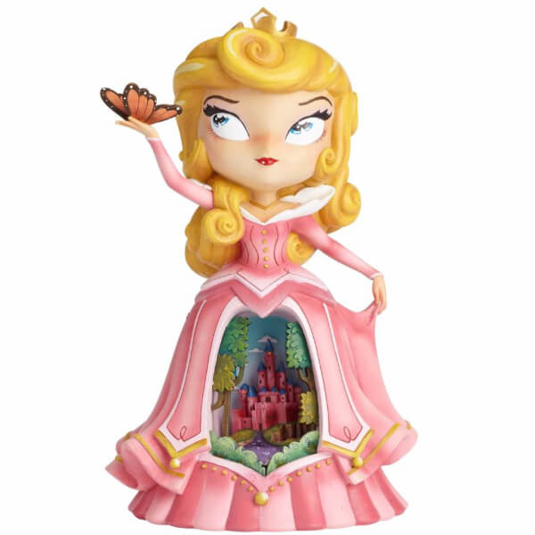 Disney Sleeping Beauty Princess Aurora Statue