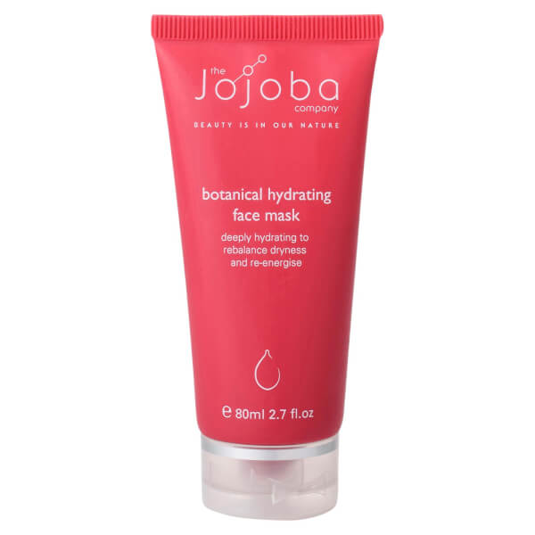 The Jojoba Company Botanical Hydrating Face Mask 2.7 fl oz