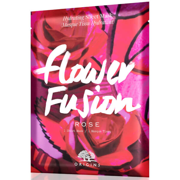 Origins Flower Fusion™ Hydrating Sheet Mask - Rose