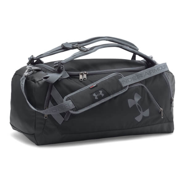 44815cd70f44 Under Armour Storm Undeniable Medium Backpack Duffle - Black Graphite   Image 1
