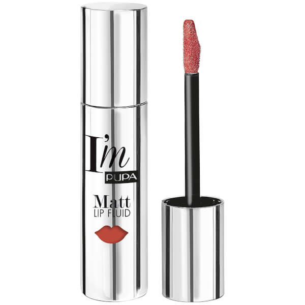 PUPA I'm Matt Lip Fluid Liquid Lip Color (Various Shades)
