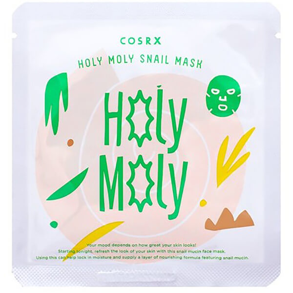 COSRX Holy Moly Snail Sheet Mask 21g