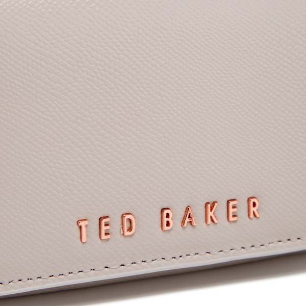 f92aeb535c3 Ted Baker Women's Manzini Textured Small Purse - Light Grey: Image 3