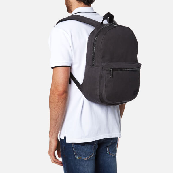 1a85e9a8fb Herschel Supply Co. Lawson Cotton Canvas Backpack - Black  Image 3