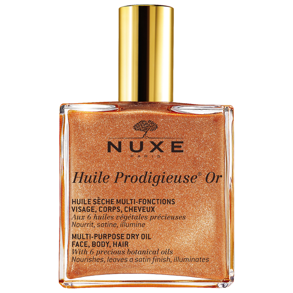 NUXE Huile Prodigieuse Golden Shimmer Multi Usage Dry Oil 100ml