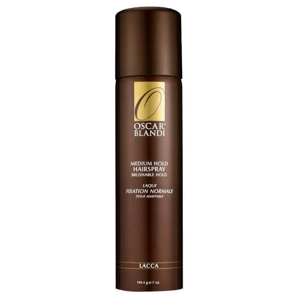Oscar Blandi Lacca Hairspray Medium Hold 198g