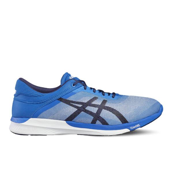 Asics Men's Running FuzeX Rush Running Shoes - Electric Blue