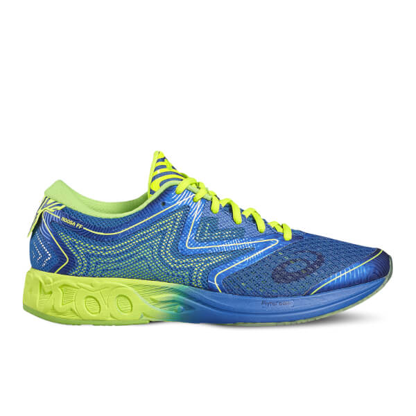2e25daf26db6 Asics Running Men s Noosa FF Running Shoes - Imperial Safety Yellow  Image 1