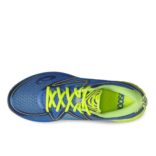 99b0d75cd2a5 Asics Running Men s Noosa FF Running Shoes - Imperial Safety Yellow  Image 4
