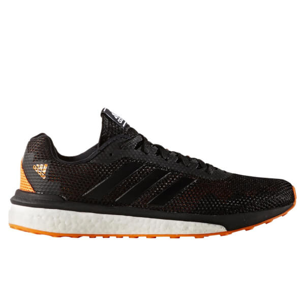 100% authentic 7b712 8be56 adidas Mens Vengeful Running Shoes - Bright Orange Image 1