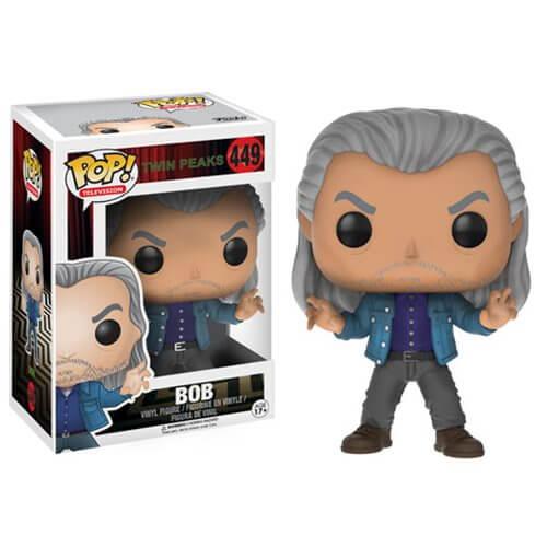 Figurine Funko Pop! Bob Twin Peaks