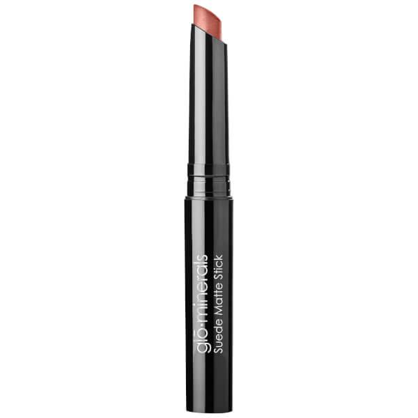 glo minerals Suede Matte Lipstick (Various Shades)