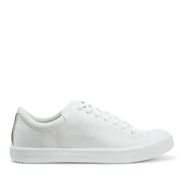 Jack & Jones Mervin Textiel Sneakers - Wit
