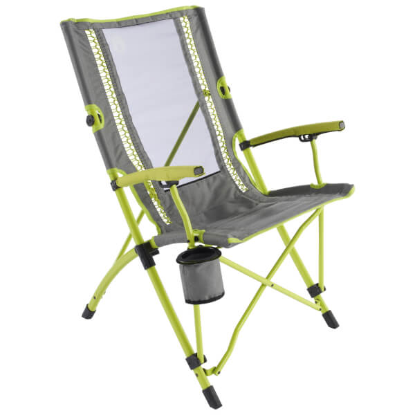 Chaise Pliable Bungee Interlock Coleman - Citron Vert