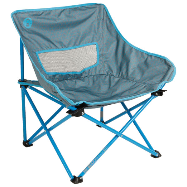 Coleman Breeze Kickback Chair - Blue
