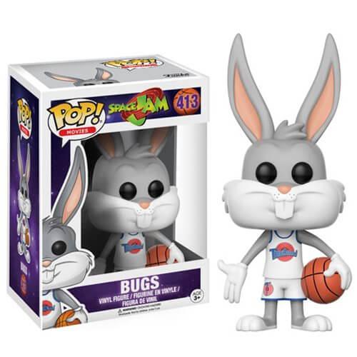 Space Jam Bugs Bunny Pop! Vinyl Figure