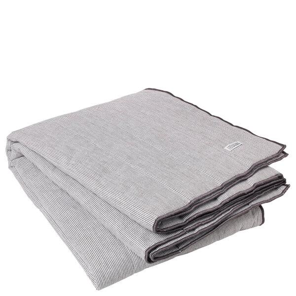 Broste Copenhagen Nava Cotton Throw & Picnic Blanket