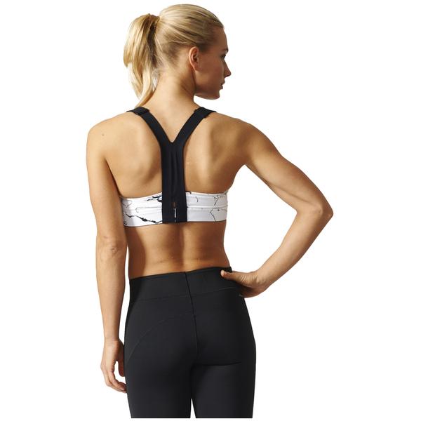Cheap Pre Order adidas Women's Climachill Marble High Support Sports Bra - - L Perfect Online AFQSZk3Lem