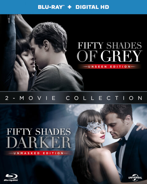 Fifty Shades Darker + Fifty Shades of Grey - Double Pack (Digital Download)