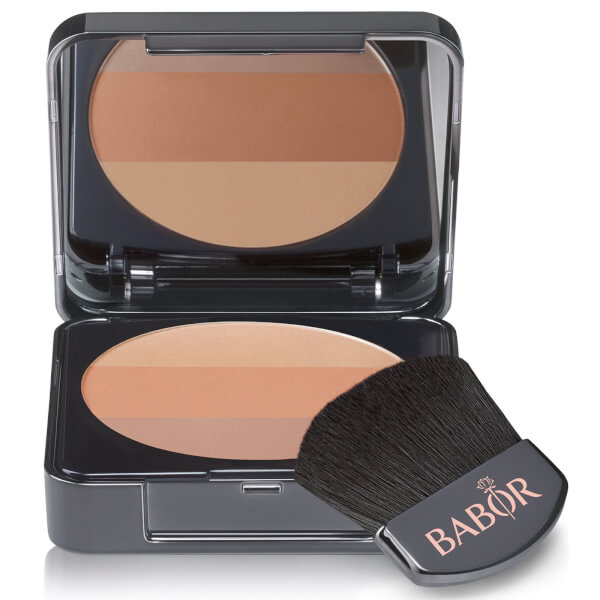 BABOR Age ID Tri Colour Blush - 01 Bronze 9g