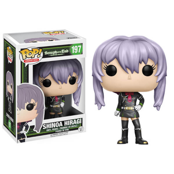 Figurine Shinoa Seraph of the End Funko Pop!