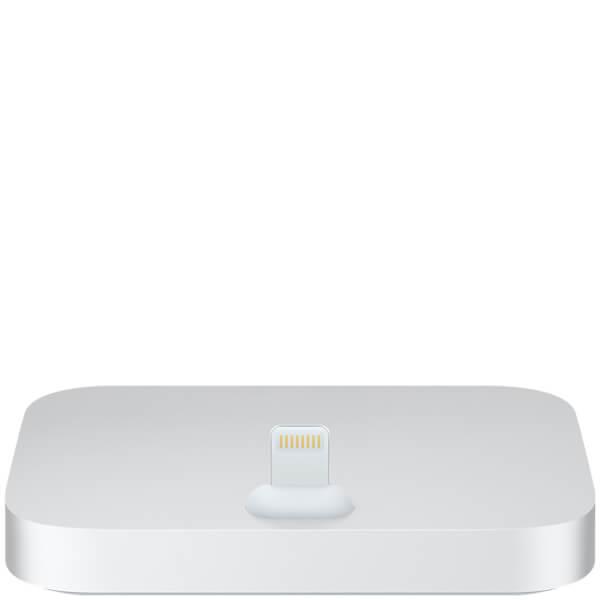 iPhone Lightning Dock -Argenté