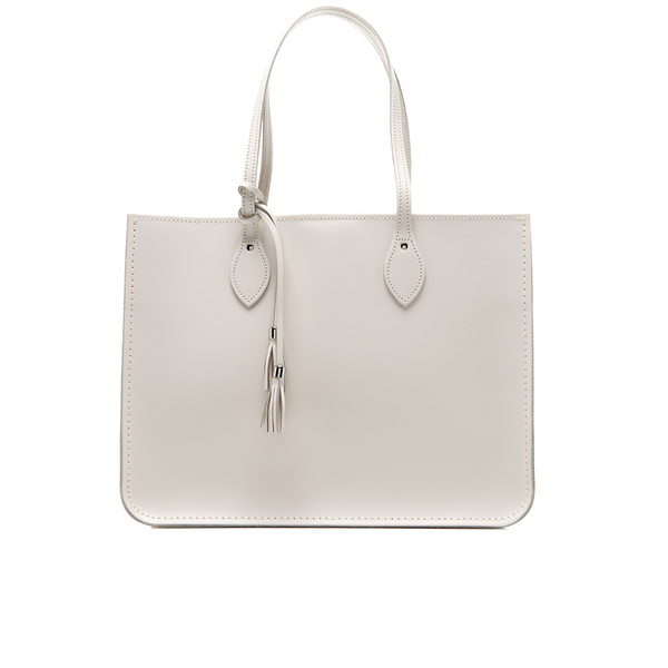 The Cambridge Satchel Company Women s Tassel Tote Bag - Clay - Free ... 7bdb10304