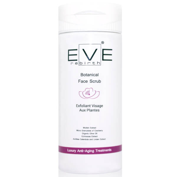 Eve Rebirth Botanical Face Scrub