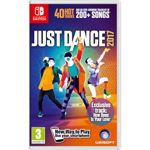 Just Dance 2017 - Digital Download