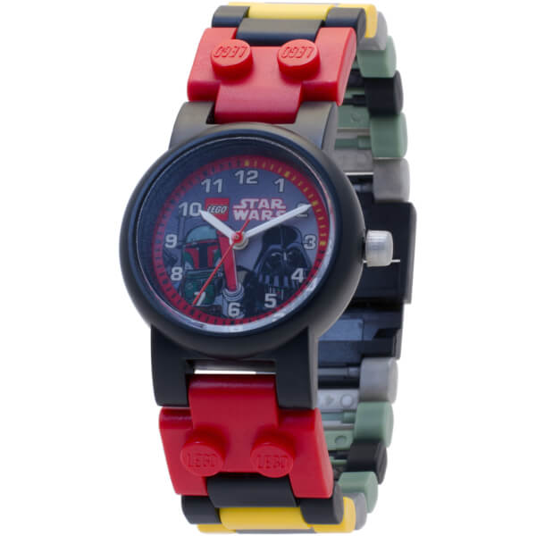 LEGO Star Wars Darth Vader and Boba Fett Watch