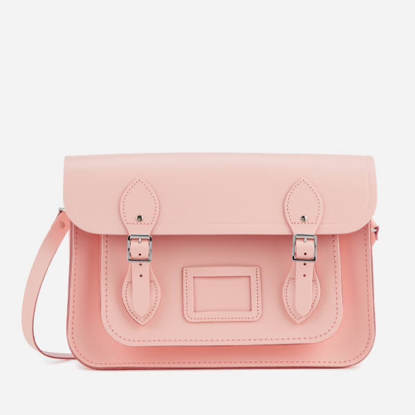 The Cambridge Satchel Company Women's Exclusive 13'' Magnetic Satchel - Seashell Pink