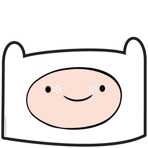Masque de Déguisement Finn - Adventure Time