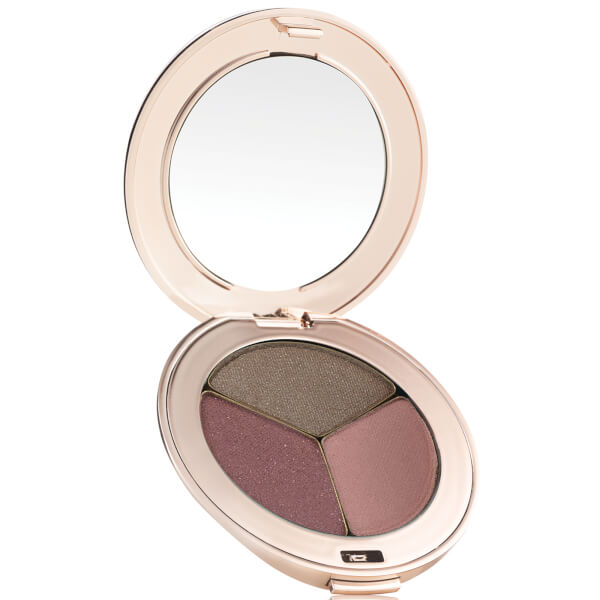 jane iredale PurePressed® Eyeshadow Triple - Soft Kiss