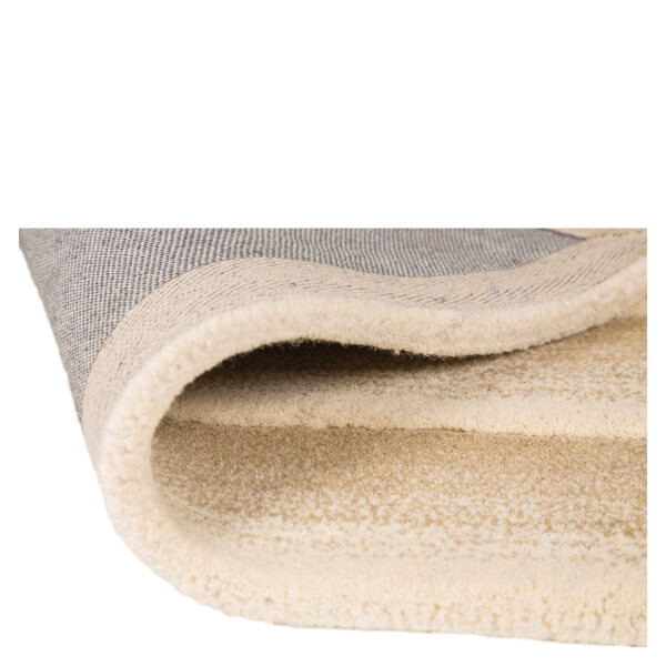 Flair Textures Temple Rug Beige Iwoot