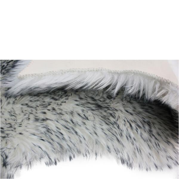 Flair Faux Fur Rug - Sheepskin Grey Tipped (60X90)