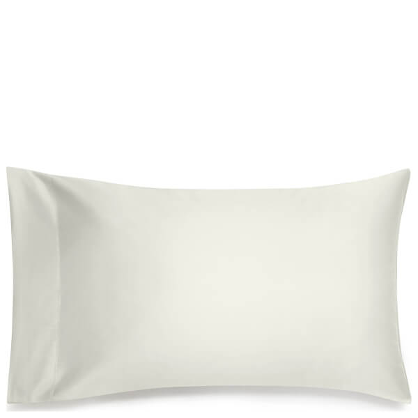 calvin klein ck sateen cream pillowcase haushaltswaren. Black Bedroom Furniture Sets. Home Design Ideas